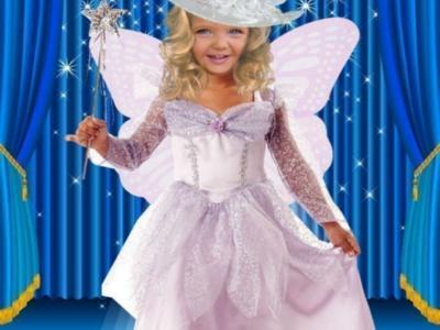 Маленькая фея.