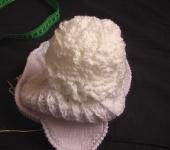 Мастер-класс - детская шапочка с ушками