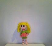 Мастер-класс - МК куколки Лалалупси