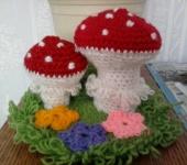Мастер-класс - грибочек