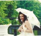Мастер-класс - Зонтики для невест и подружек.