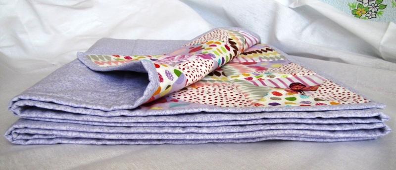 Как сшить стеганное одеяло своими руками