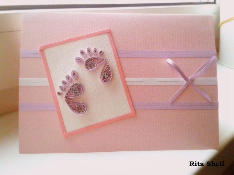 Открытка на день рождения дочки своими руками