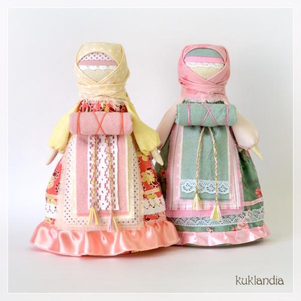 Кукла оберег на беременность
