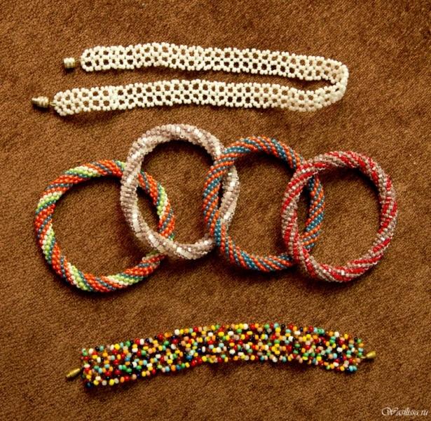 Схемы вязания прямоугольного коврика крючком из