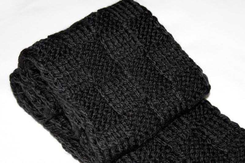 Мужские шарфы для вязания 427