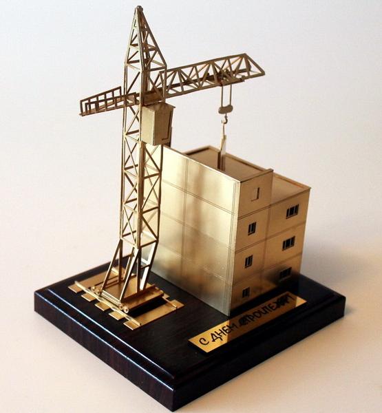 Оригинальные подарки от строительных компаний5