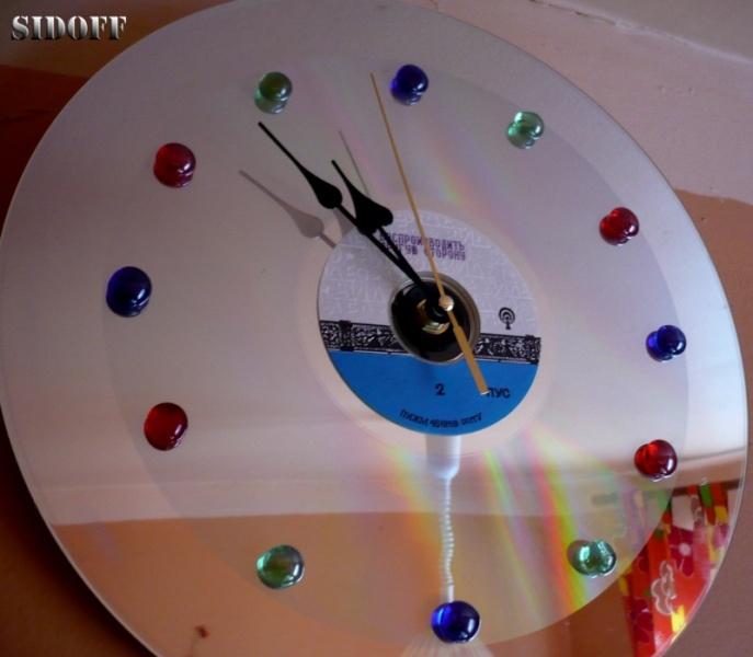 Поделки своими руками из лазерных дисков своими руками 79