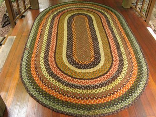 Овальные ковры мастер класс