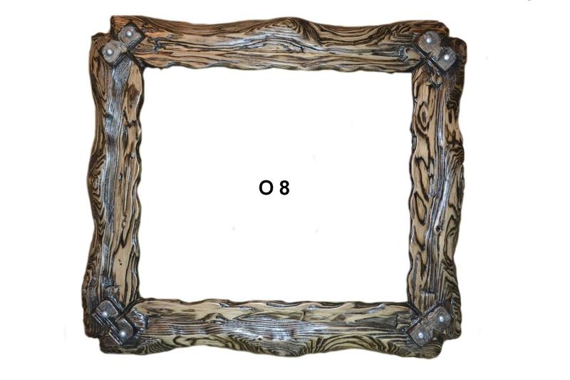 Состарить деревянную рамку