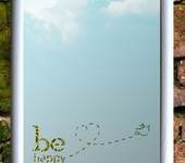 Зеркала - Зеркало ,, Be happy,,