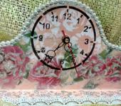 Часы - РОЗОВОЕ ВРЕМЯ