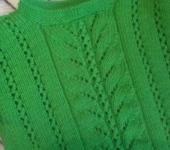 Одежда для мальчиков - Свитер вязаный для мальчика