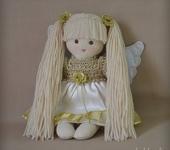 Вальдорфские куклы - Ангелочек