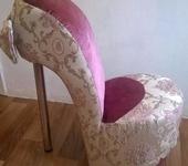 Мебель - Кресло туфелька детская