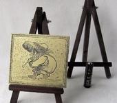 Элементы интерьера - миниатюра травление латуни