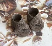 Обувь для детей - Пинетки-босоножки