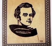 Рисунки и иллюстрации - Портреты украинских писателей - классиков.