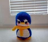 Зверята - пингвинчик