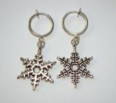 Комплекты украшений - Комплект украшений для девочек Снежинка