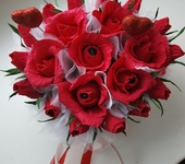 Цветы - Валентинка