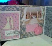 """Свадебные фотоальбомы - Свадебный фотоальбом """"Наша Свадьба!"""""""