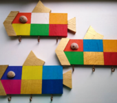 Элементы интерьера - Гламурные рыбки