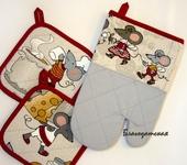 Оригинальные подарки - Набор для кухни Мышки