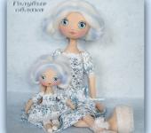 Другие куклы - Кукла Голубые облака