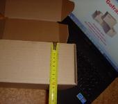 Подарочная упаковка - Почтовая коробка Тип Д (№2)
