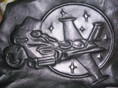 """Верхняя одежда - Объёмное изображение (давлёнка) """"Космоголда"""