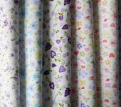 Изготовление кукол, игрушек - Набор ткани из 6 отрезов
