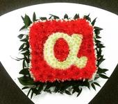 Флористика - Логотипы из цветов