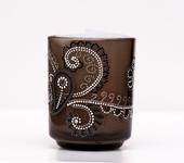 Бокалы, стаканы, рюмки - Восточный узор