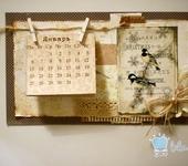 Календари - Магнит-календарь