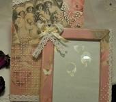 Оригинальные подарки - Фоторамка настенная Барышни