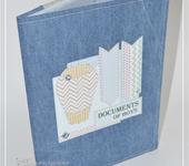 Обложки для документов, книг - НА ЗАКАЗ.Обложка для детских документов