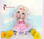 Другие куклы - Текстильная куколка-ангел Айна