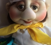 Другие куклы - Маленький Поваренок
