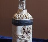 Декоративные бутылки - Декоративная бутылка «Римские каникулы»
