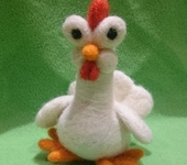 Другие куклы - Мама-курица