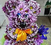Цветы - Медвежонок скромный
