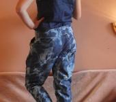Брюки, шорты - Стильные модные женские джинсы
