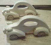 Развивающие игрушки - Машинка-каталка