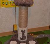 Аксессуары для кошек - Когтеточка