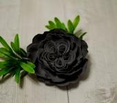 Украшения для волос - Английская роза
