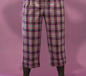 Брюки, шорты - Бермуды - брюки из вискозы