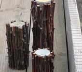 Подсвечники - Набор подсвечников с палочками