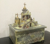 Шкатулки и копилки - Старая церковь