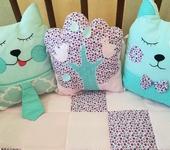 Для новорожденных - Бортики в кроватку для новорожденных